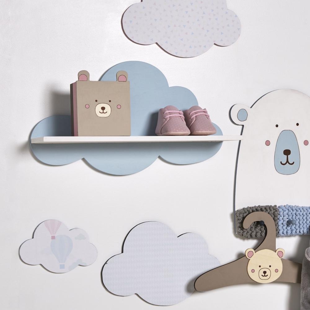 Styling ID Tips en Trends Originele houten wandplanken wolk 1