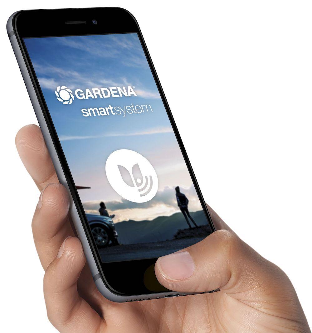 Styling ID Tips en Trends smart system van Gardena voor de tuin app