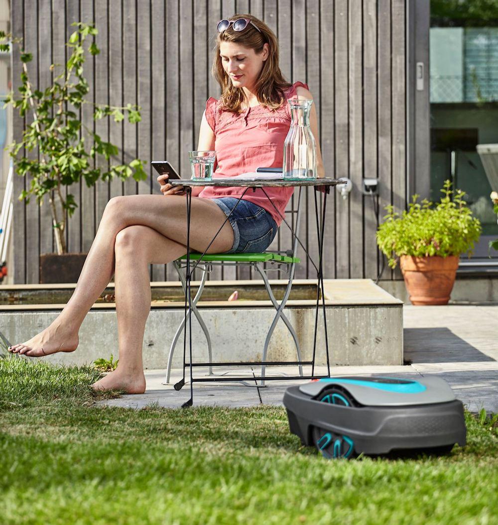 Styling ID Tips en Trends smart system van Gardena voor de tuin