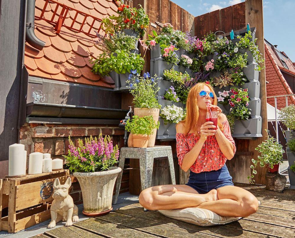 Styling ID blog 5 praktische tips voor nog meer tuinplezier fleurige muren