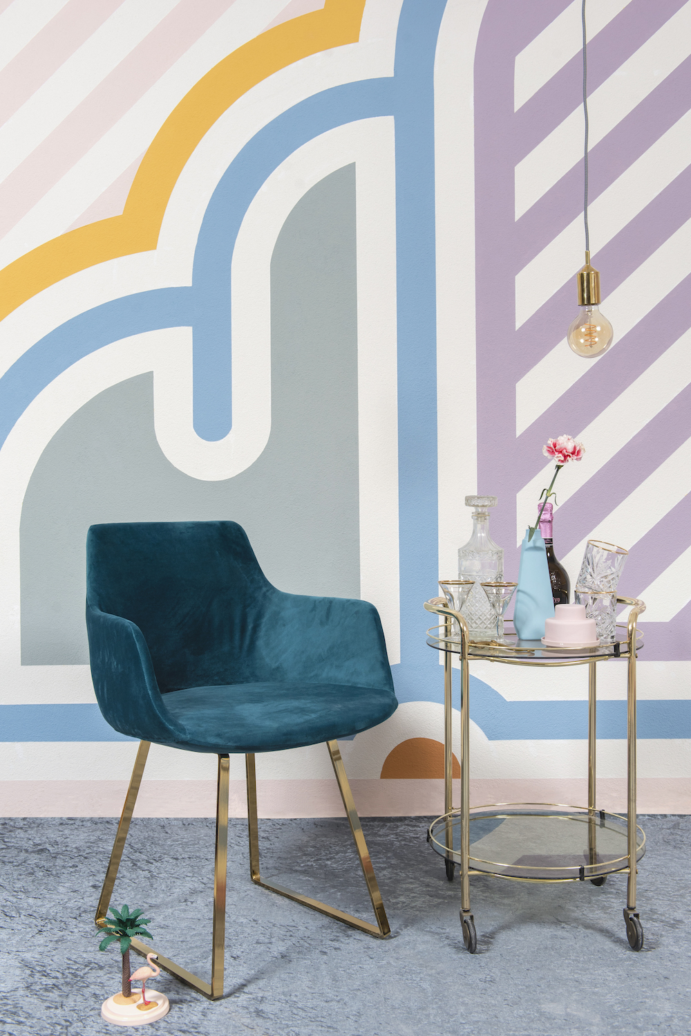 Styling ID Tips & Trends Multi kleurenpalet in Art Deco stijl 4