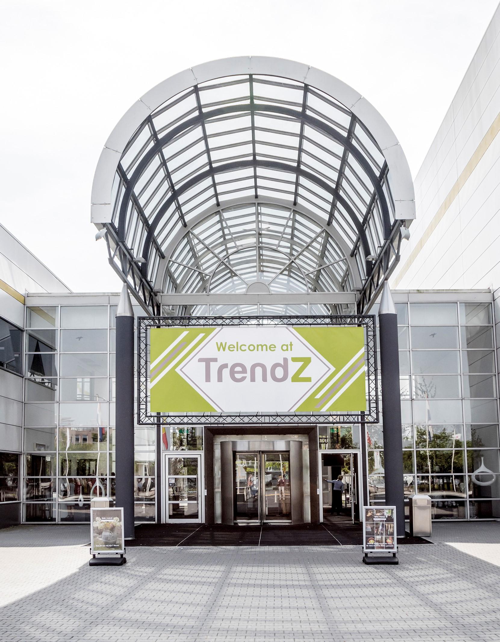 Styling ID Beurzen en Evenementen TrendZ Najaar 2018