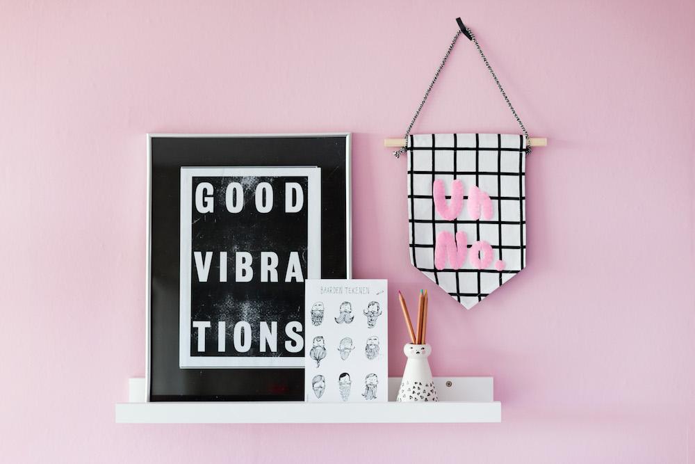 Styling ID Tips en Trends Leuke handgemaakte muurdecoratie 2