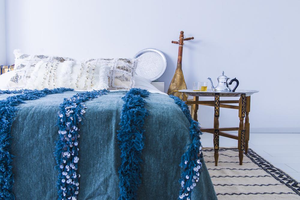 Stijlvolle Marokkaanse meubels en accessoires