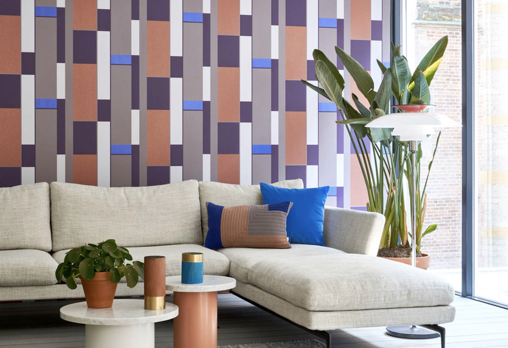 Styling ID Blog Gewaagde behangontwerpen de trends van dit najaar-- Tinted Tiles_Hookedonwalls - by Arte - ETC Design Center