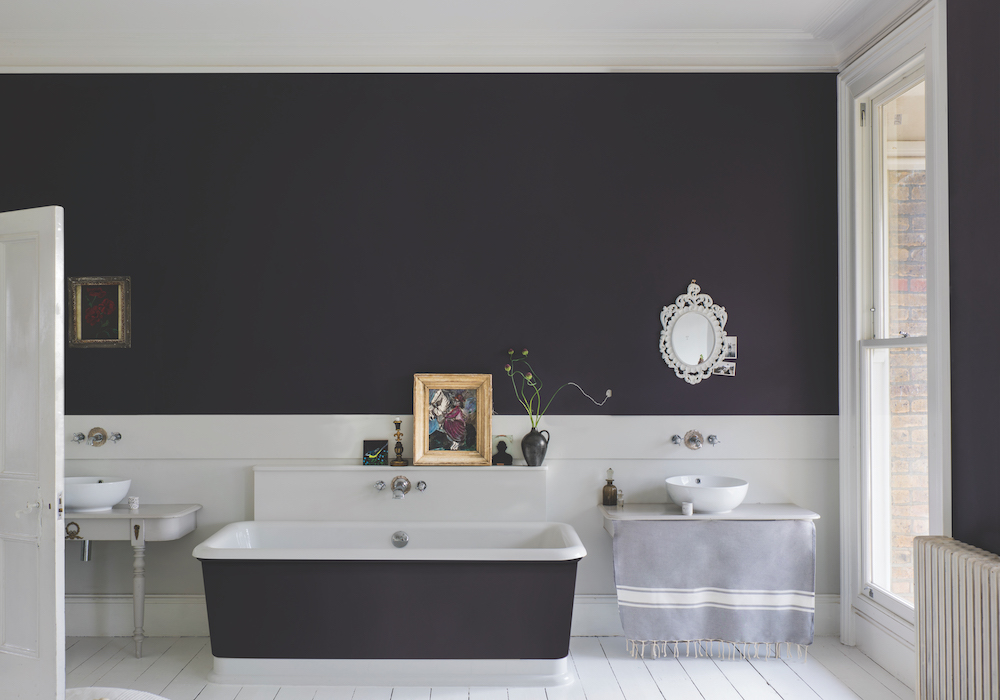 Styling ID Tips en Trends Farrow and Ball introduceert 9 nieuwe verfkleuren Paean Black No.294 (Traditional)