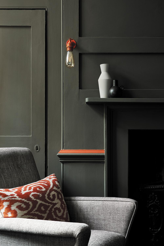 Styling ID Tips en Trends Fijne groentinten passend bij hedendaags interieur design--Little Greene_Green_25 - Pompeian Ash 293 & Heat 24_EMAIL