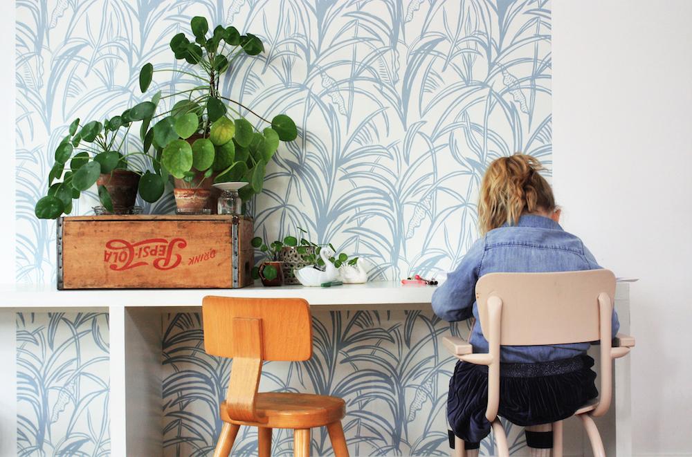 Behang Prints Opvallend : Nieuw collectie sfeervol behang voor elke kamer styling id