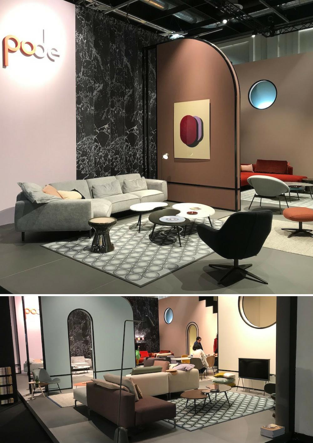 Styling ID blog IMM Keulen 2019 een kleine sfeerimpressie pode
