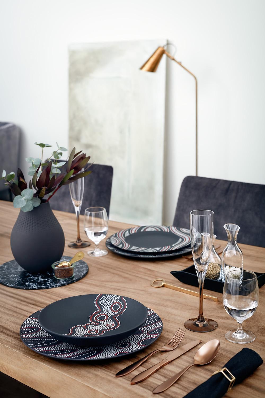 Styling ID Tips en Trends Met dit nieuwe servies kan je de perfecte tafel dekken 7