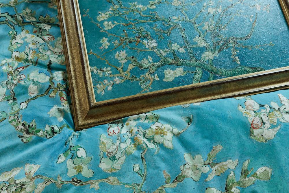 Styling ID tips en trends Slapen onder een schilderij van Vincent van Gogh