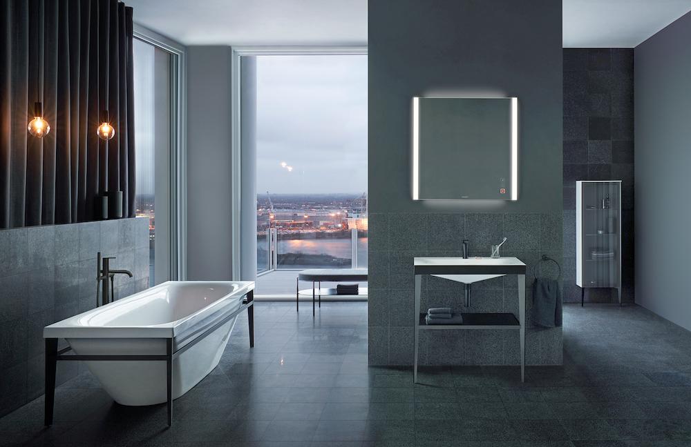 Styling ID tips en trends Binnenkijken in de badkamer van de toekomst