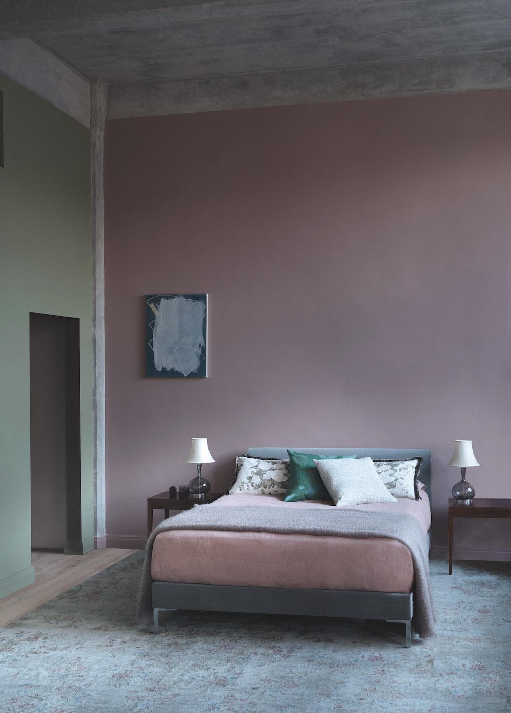 Styling ID tips en trends Paint and Paper Library komt met superieure en matte interieurverf 10. ROUGE II, THE BOTANIST, BRONZE