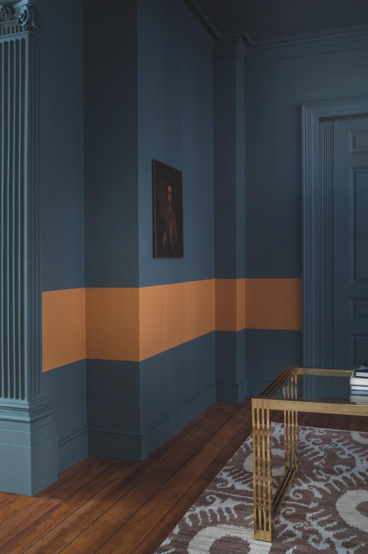 Styling ID tips en trends Paint and Paper Library komt met superieure en matte interieurverf 14. SQUID INK, RUFUS