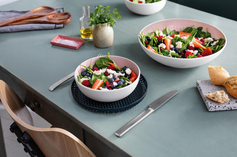 Styling ID Tips en Trends Servies in trendy kleuren een feest op tafel 3