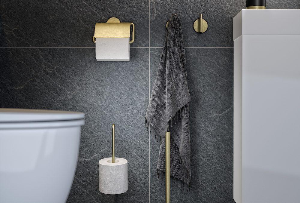 Welke toilet accessoires matchen met jouw stijl