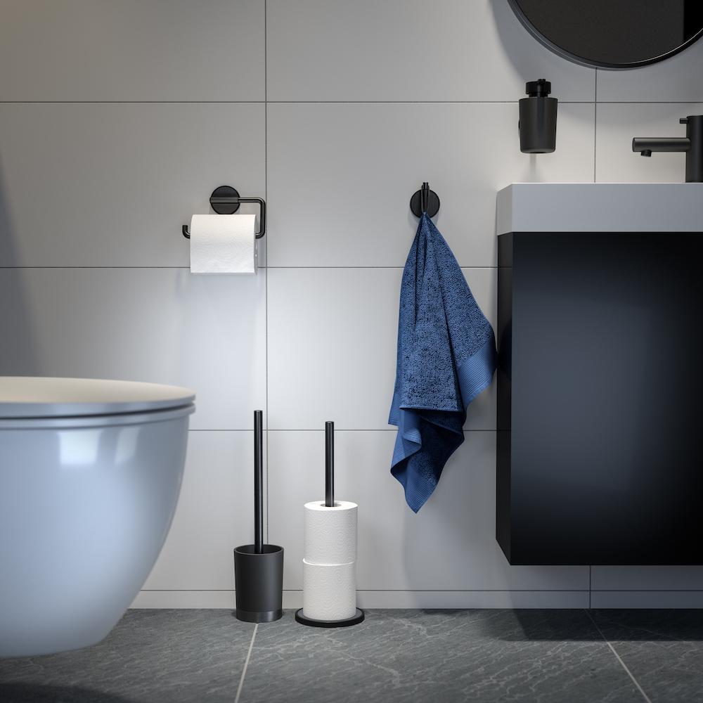 Styling ID tips en trends Welke toilet accessoires matchen met jouw stijl tiger_tune black metal