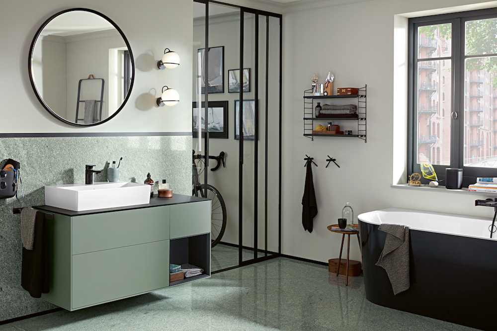 Trends Geef de badkamer een Urban Look 6