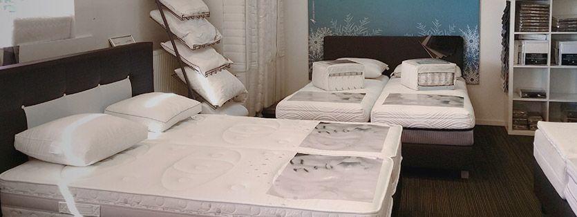Koop een matras op proef