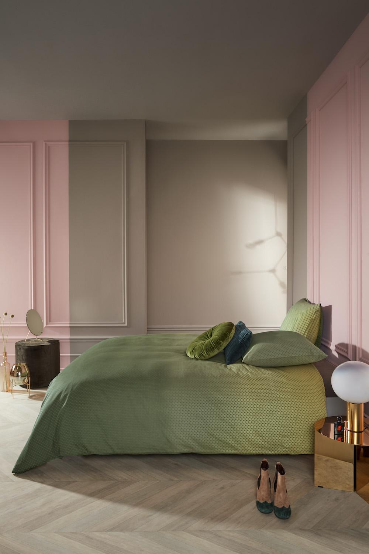 Styling ID tips en trends Chique bedlinnen in Art Deco stijl Domus_Green-00_Mood