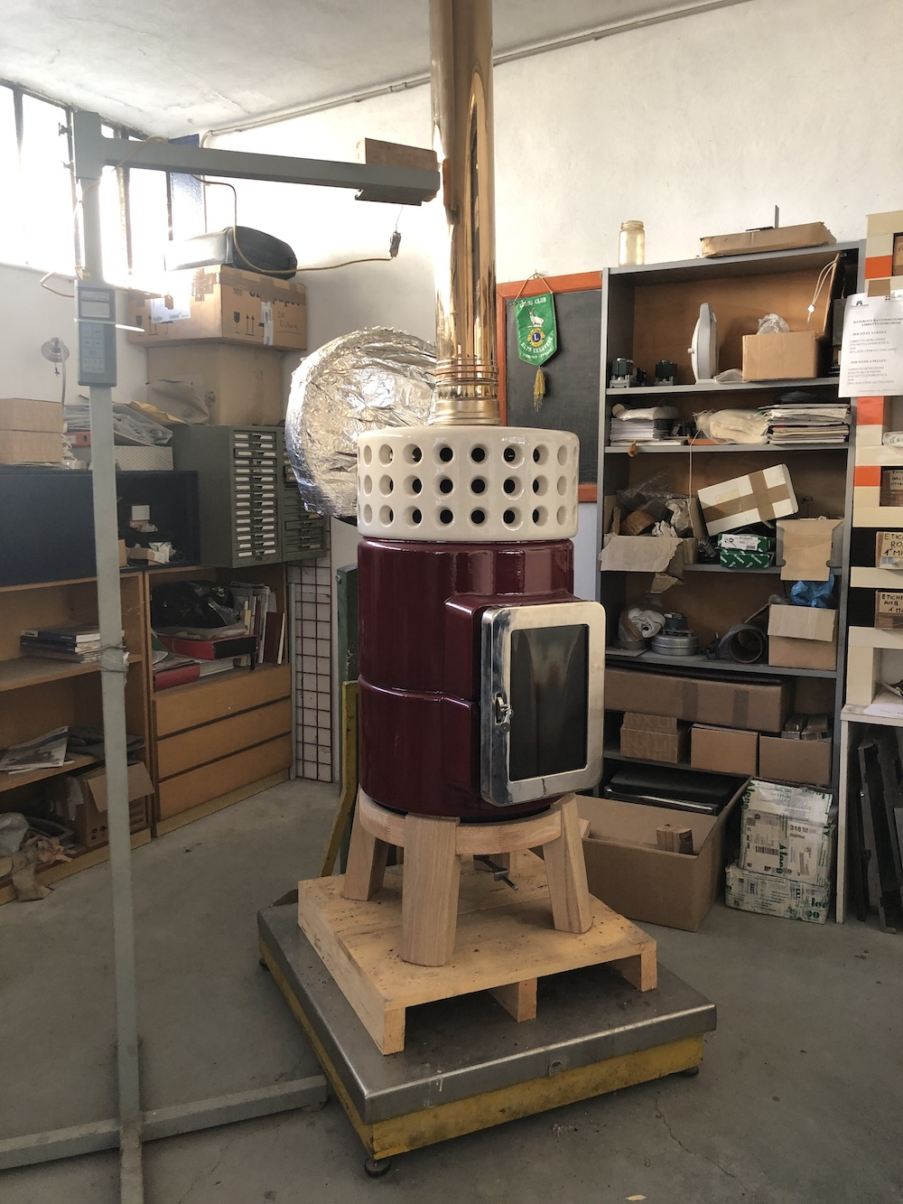 Styling ID Blog Op bezoek bij La Castellamonte fabriek testruimte