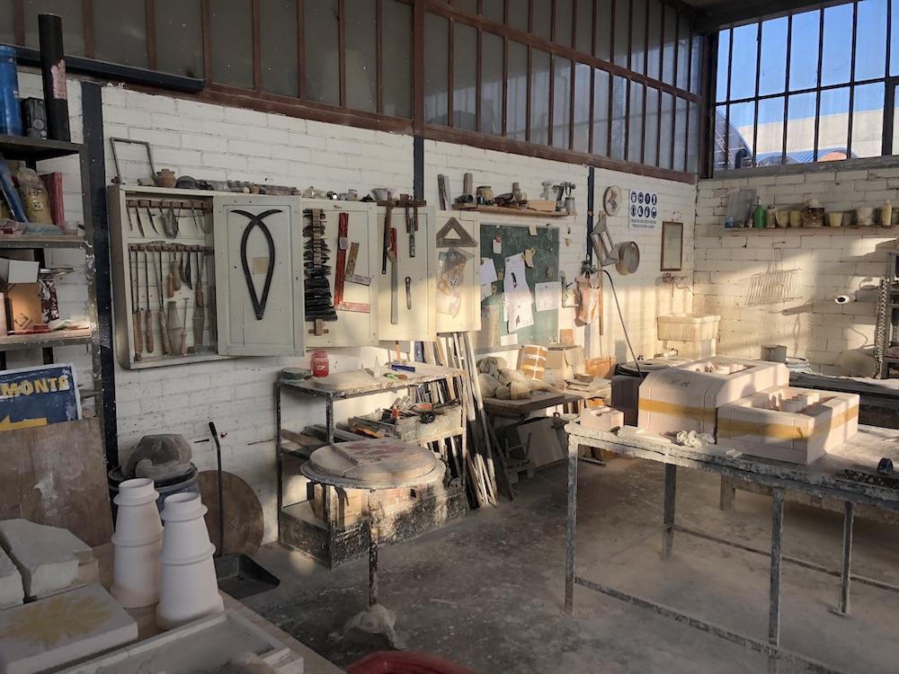 Styling ID Blog Op bezoek bij La Castellamonte fabriek mal makerij