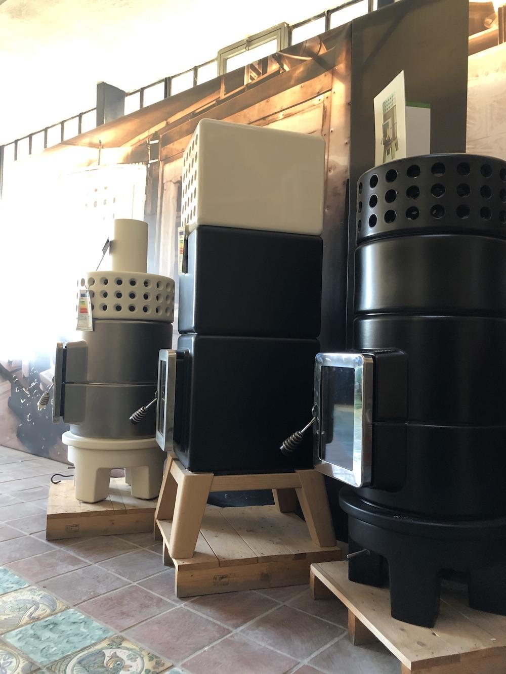 Styling ID Blog Op bezoek bij La Castellamonte stack stoves