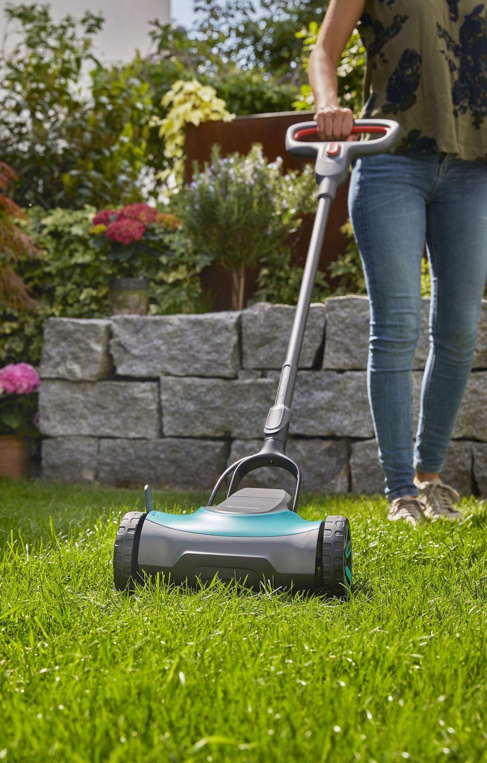 Styling ID Huis en Tuin Groot gemak voor klein gazon