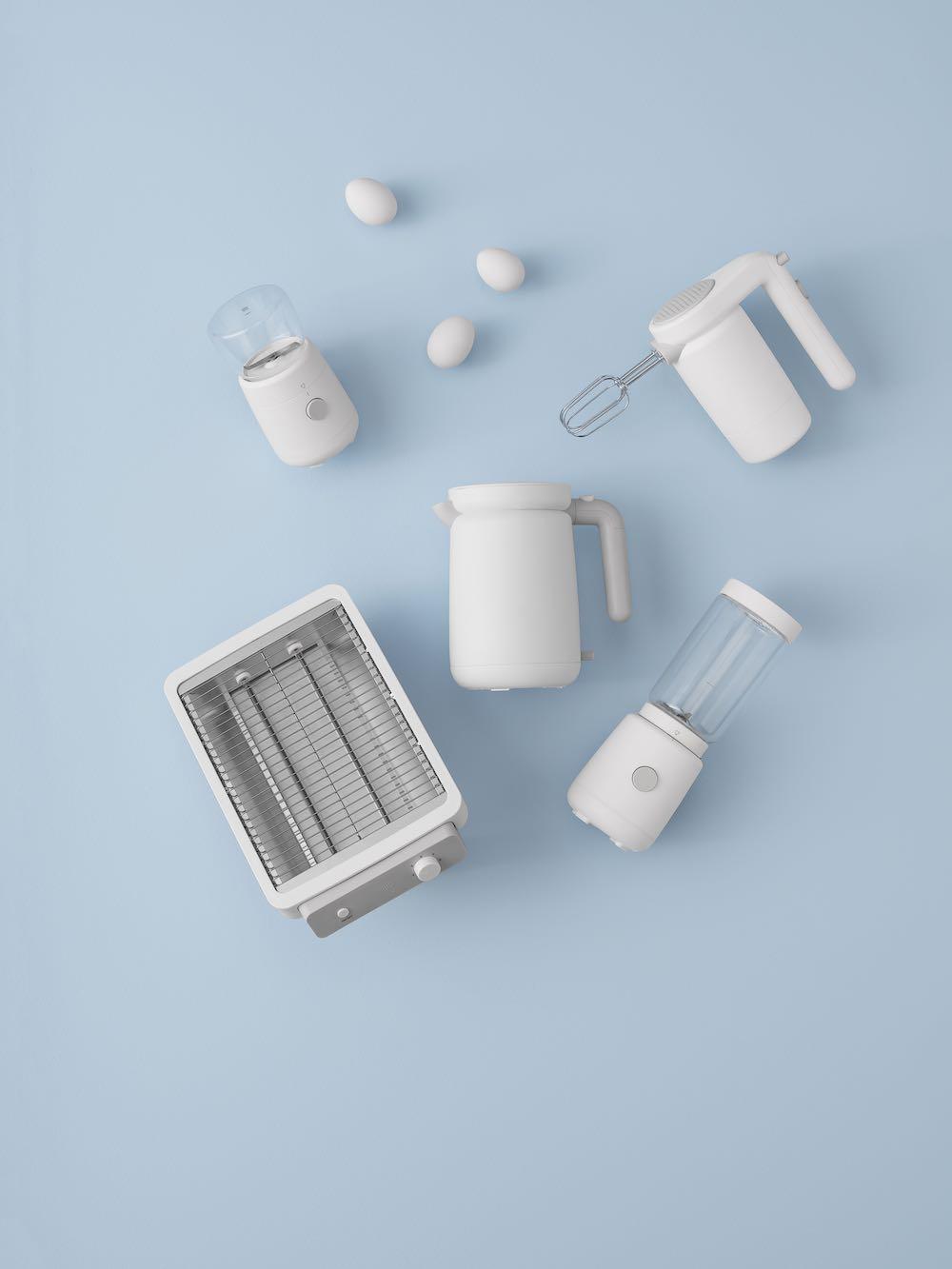Styling ID Lifestyle FOODIE de nieuwe lijn elektrische keukenapparatuur van RIG-TIG 3