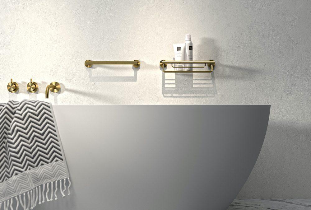 Geef je badkamer een elegante uitstraling
