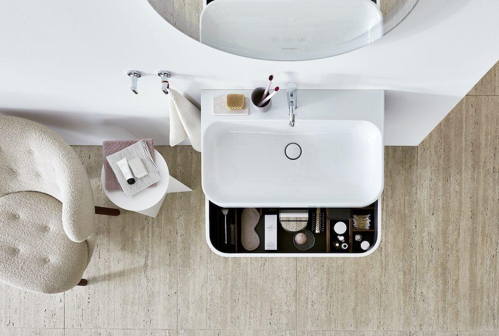 Stijlvol opbergen in de badkamer