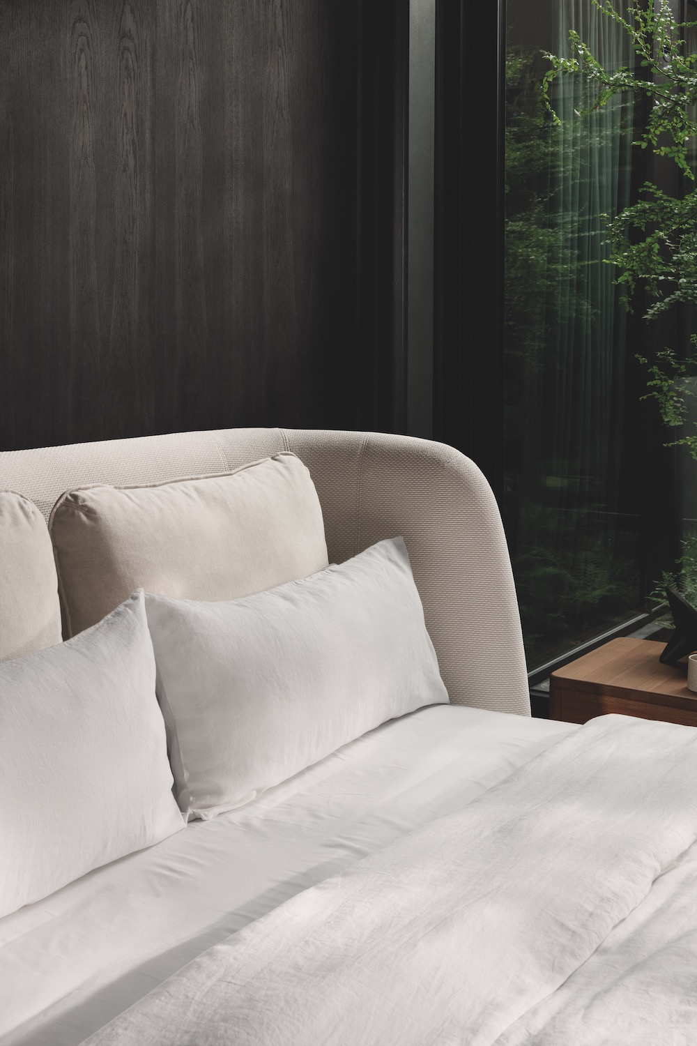Styling ID Lifestyle Design bed Rolf Benz TONDO 3