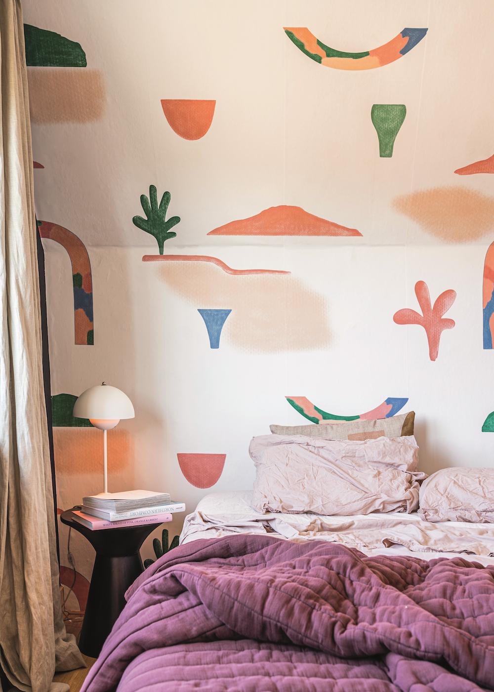 Verleng de zomer met tropical prints van Roomblush