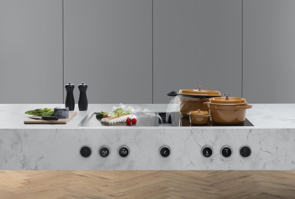 Het absolute summum voor de keuken: BORA Professional 3.0