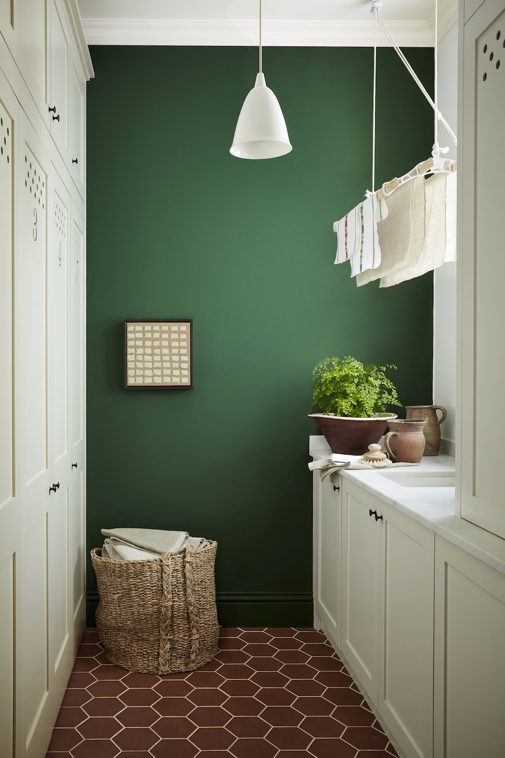 Little Greene (STONE) - 5 - Portland Stone - Pale 155. Dark Brunswick Green 88. Portland Stone - Light 281
